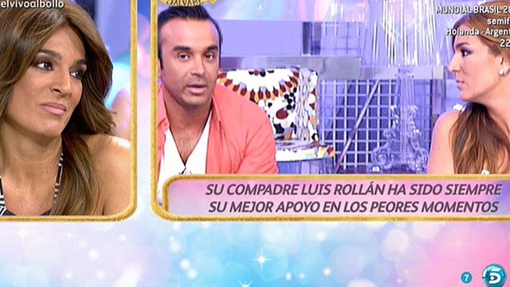 El camino de Raquel Bollo en 'Sálvame'