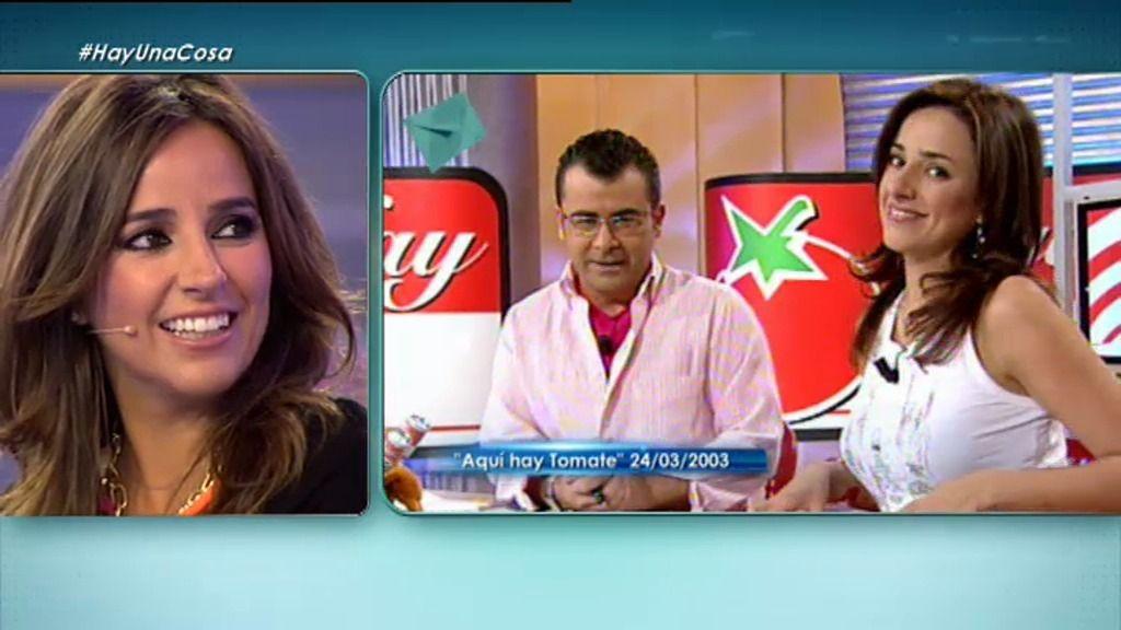 Recordamos el día del estreno de 'Aquí hay tomate' con Carmen Alcayde