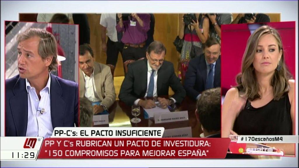 """Antonio Glez Terol: """"El pacto con Ciudadanos es un acto de responsabilidad"""""""