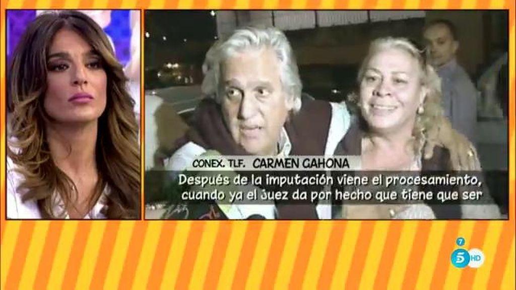 """Raquel Bollo: """"Cuando voy hacia delante es porque no estoy contando ninguna mentira"""""""