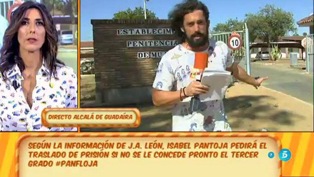 "Isabel Pantoja, a Chabelita desde la cárcel: ""Mi niña, que tonta fui, perdóname"""