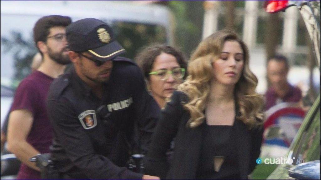 Blanca Suárez, ¿detenida por la policía?