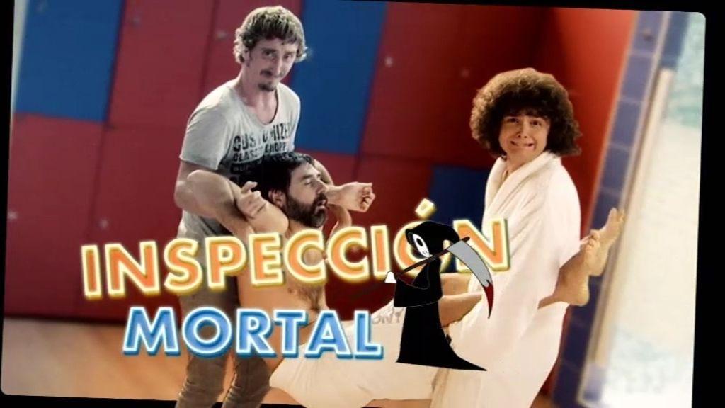 Inspección mortal en Gym Tony