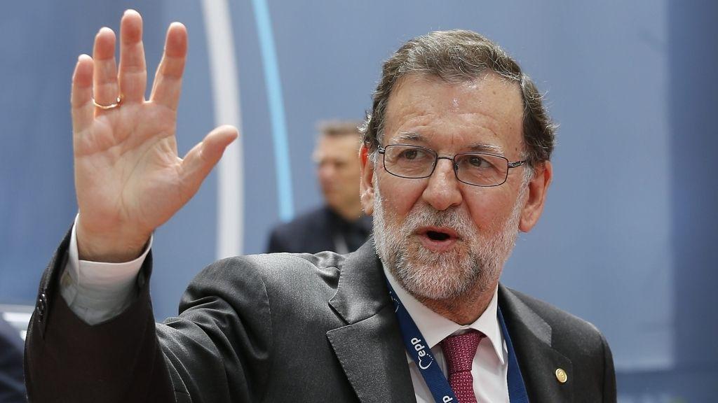 Rajoy tiene la intención de comenzar la ronda de conversaciones con el PSOE