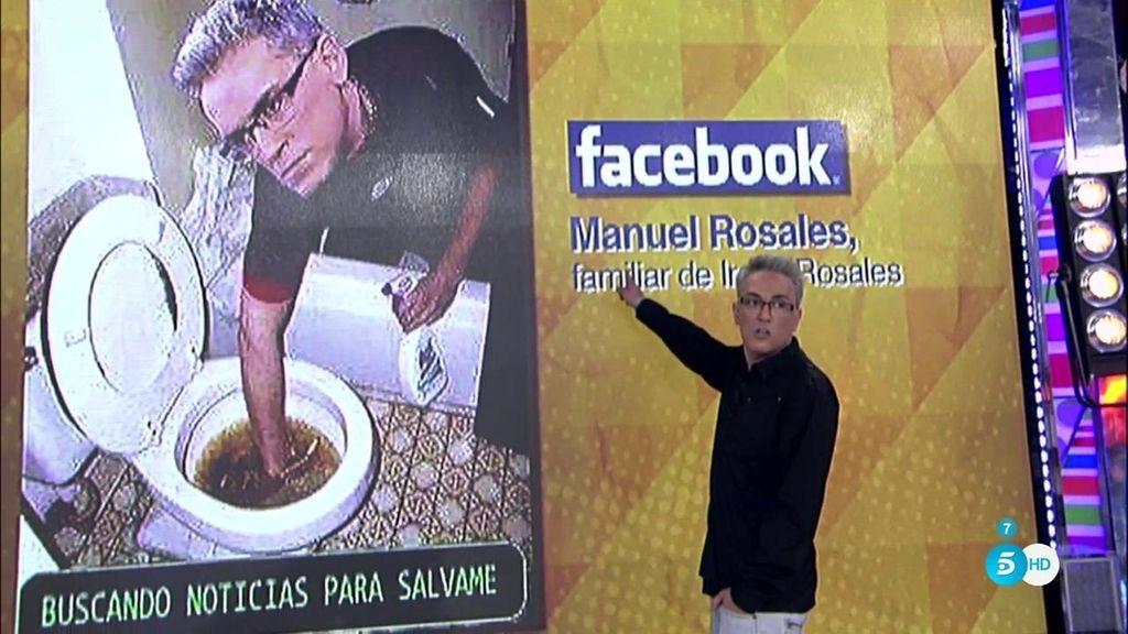 """Kiko H, contesta a Manuel Rosales: """"Para hablar de ellos hay que bucear en la mie***"""""""