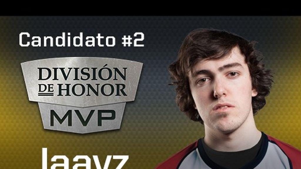Jaayz para MVP de la Final Cup 6