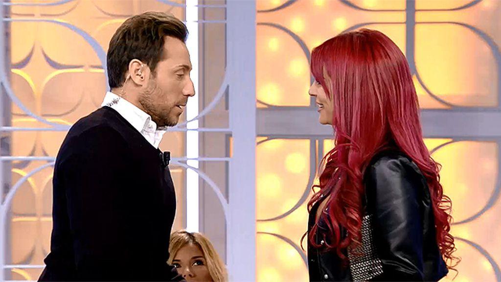 Antonio David enseña a Jak como se pide la mano de una tronista