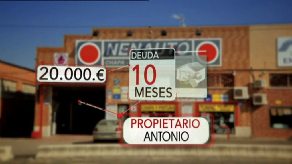 'Nenauto', un taller a punto de cerrar con una deuda de 20.000 euros