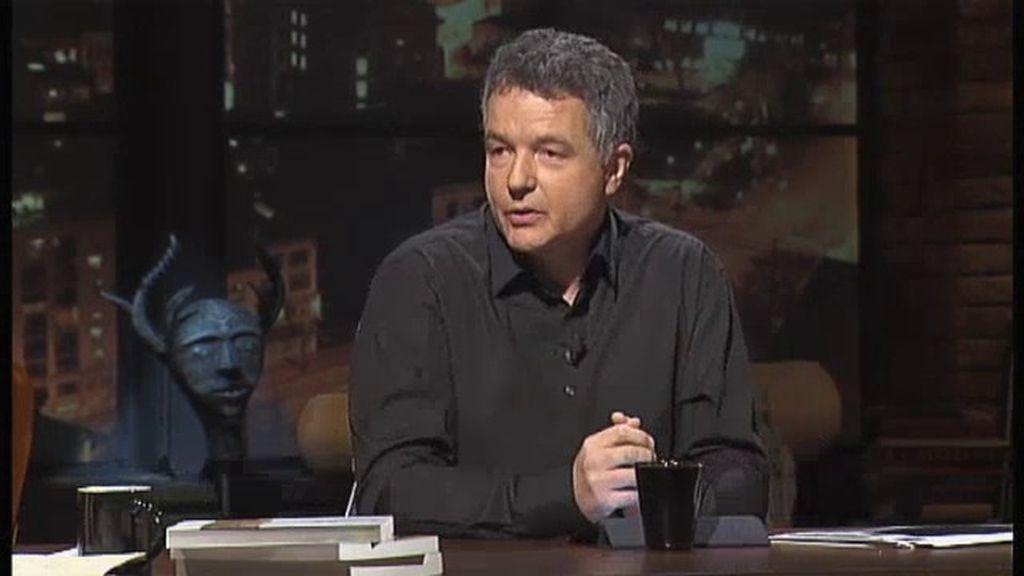 """José Manuel Nieves: """"Son totalmente explicables por causas materiales y físicas"""""""