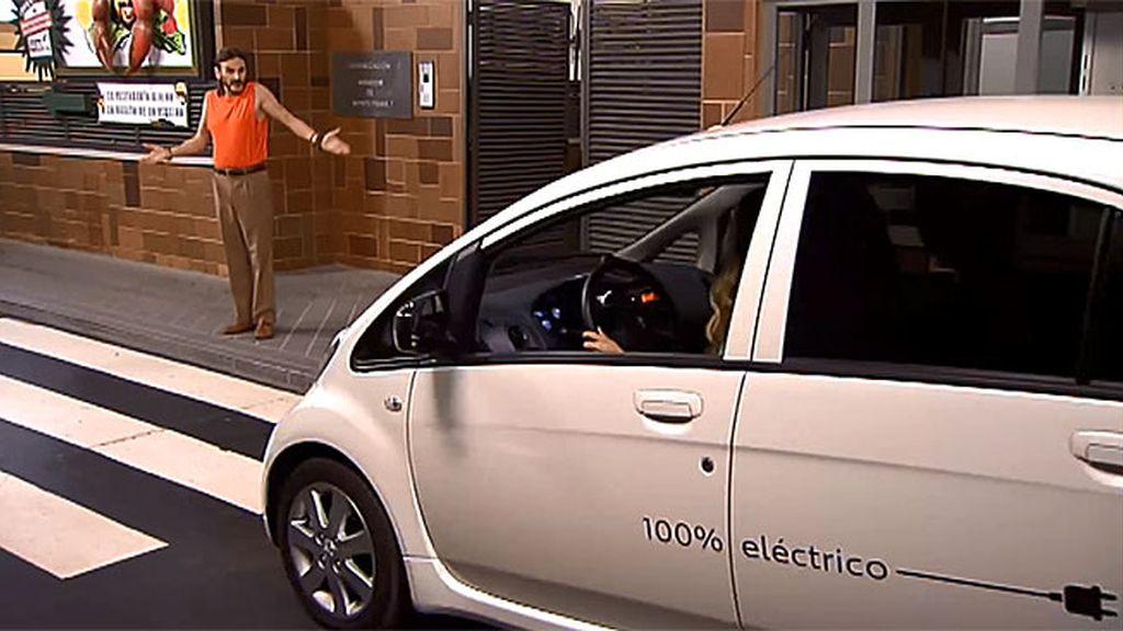 Los gorrones de Montepinar tienen coche oficial gracias al alcalde