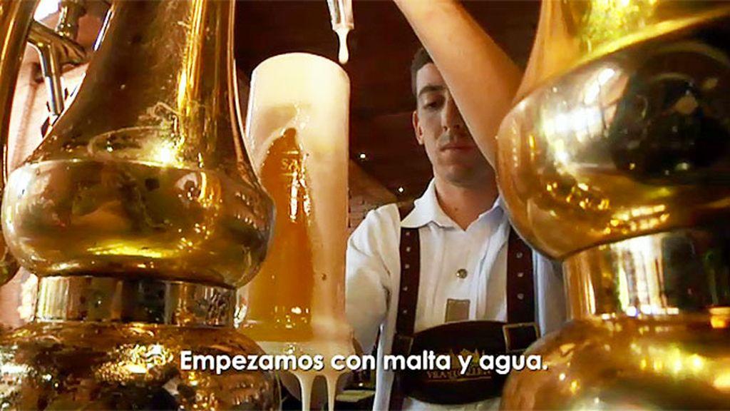 Visitamos una fábrica de cerveza en Río