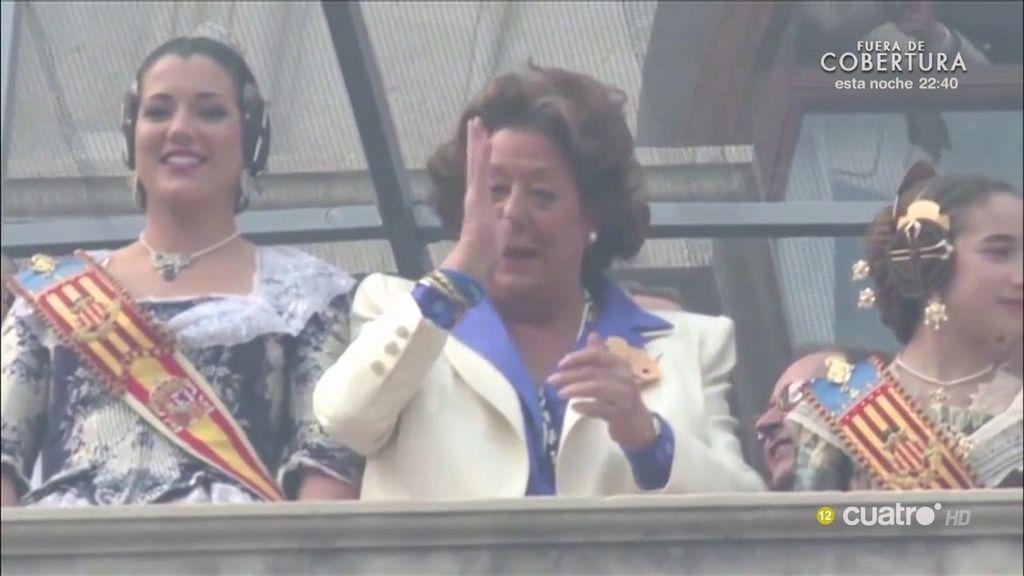 Las cinco perlas de Rita Barberá: de las celebraciones en los balcones al caloret