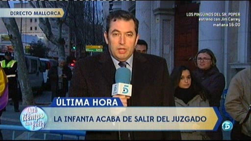 """Julio Muley: """"El duque de Palma se responsabiliza de todos los hecho"""""""