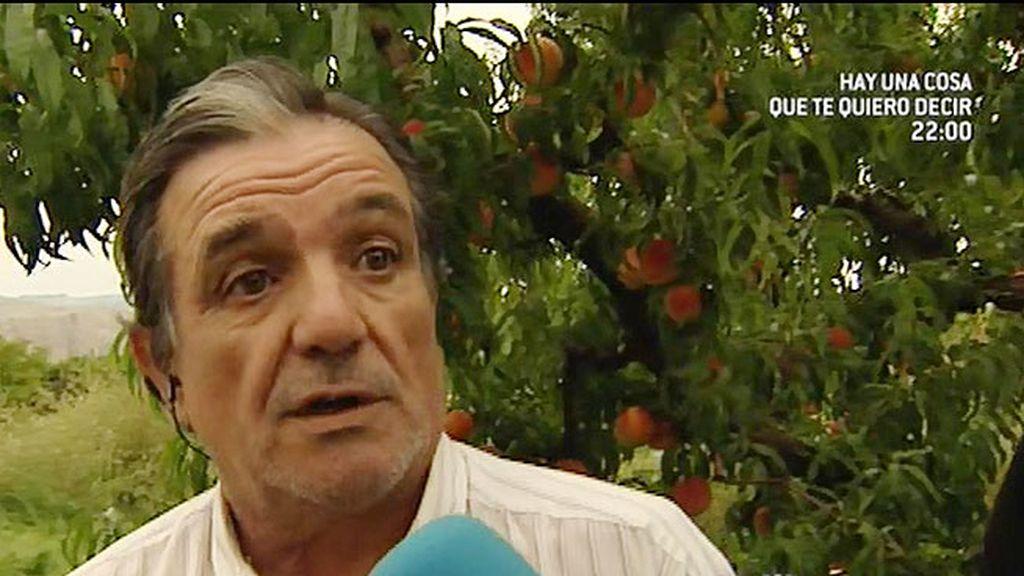 """Paco, tras el veto ruso: """"Creo que no recibiré nada de Bruselas, será para grandes agricultores"""""""