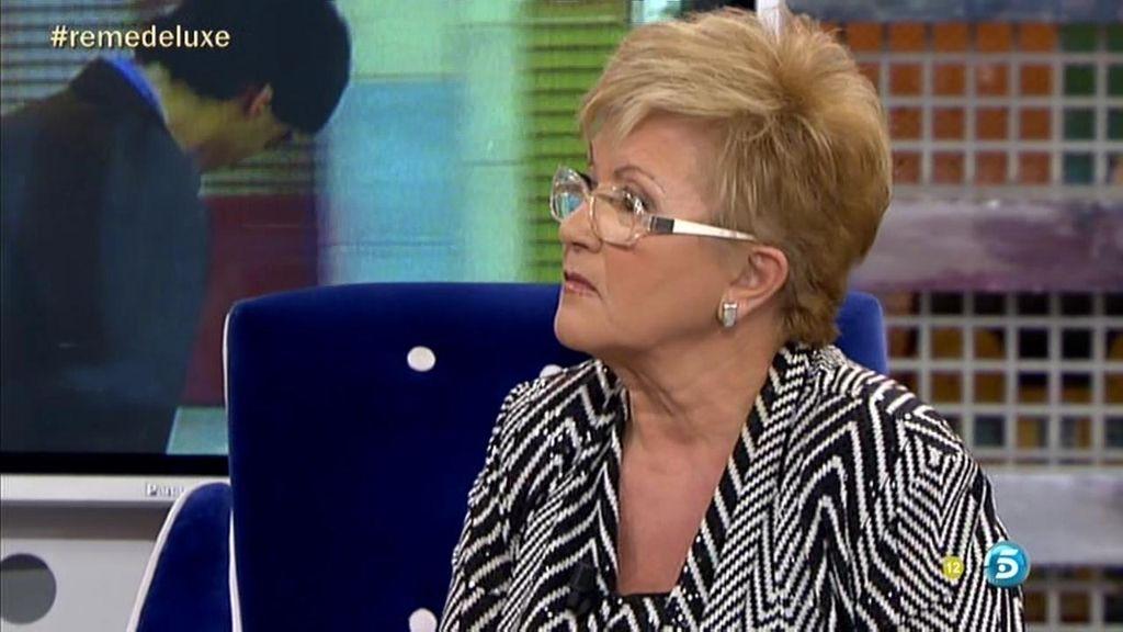 "Remedios Torres: ""Voy a demandar a Belén Esteban porque yo no he robado a nadie"""