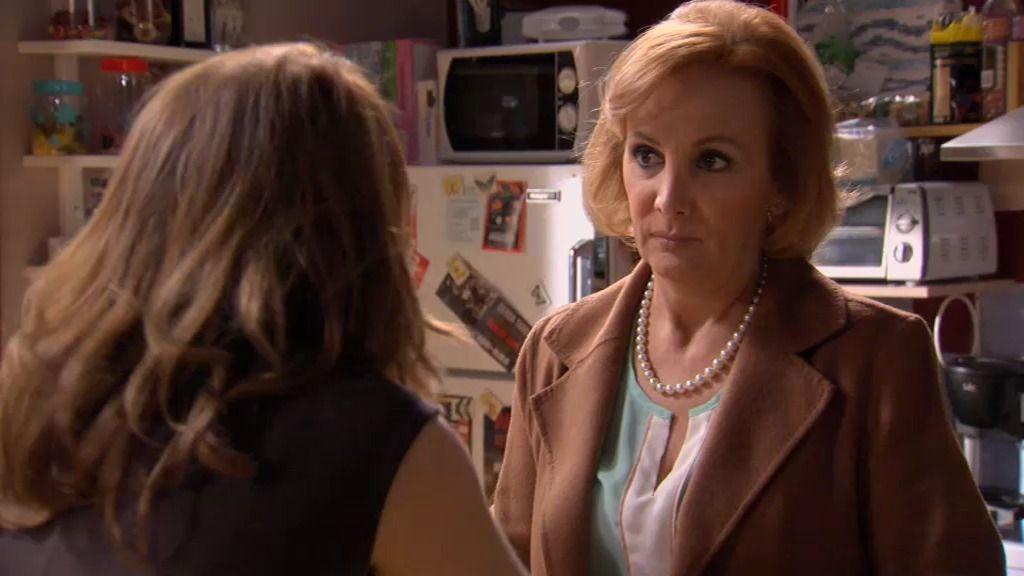 """Maruchi, a Lucía: """"No sabes lo que es que siempre te estén criticando"""""""