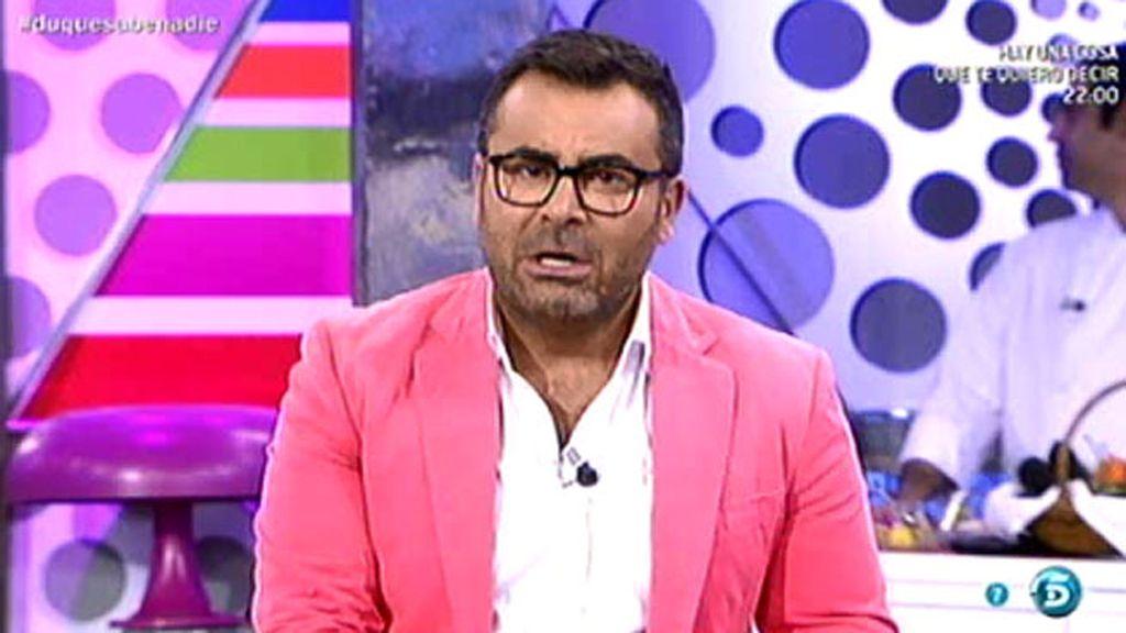 Cayetano M. de Irujo, ingresado en el hospital por una obstrucción en las venas