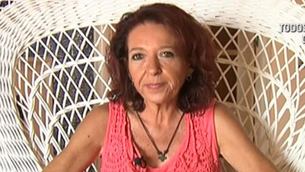 """Carmen Moraira: """"No le he acosado ni le acosaré, porque Amador no merece la pena"""""""