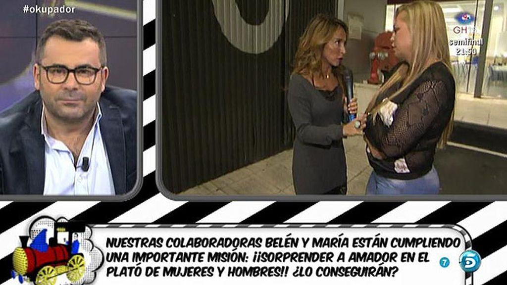 La misión fallida de María Patiño y Belén Esteban: no encuentran a Amador Mohedano