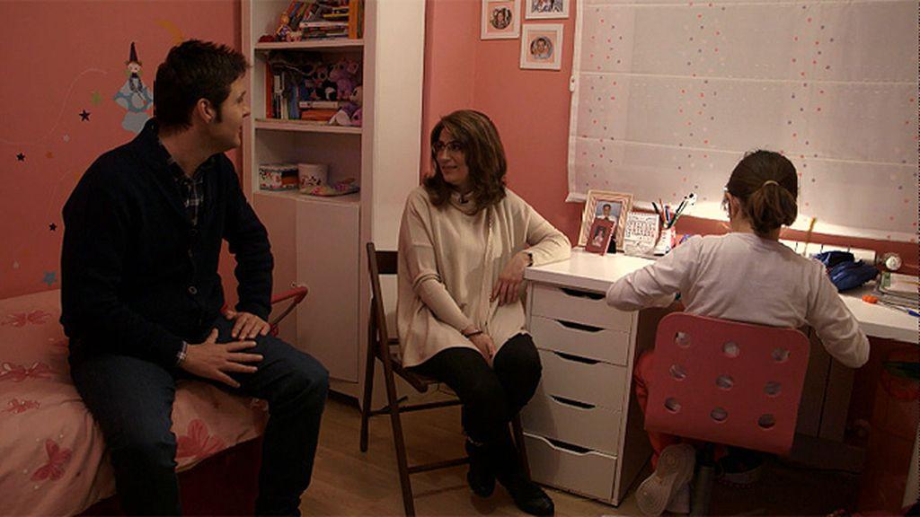 """Susana Muñoz Ávila, madre: """"No creo en los deberes"""""""