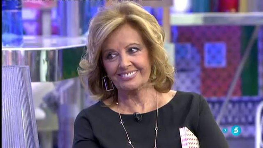 """Teresa Campos: """"Todo lo que Rocío Carrasco se calle, me lo voy a callar"""""""