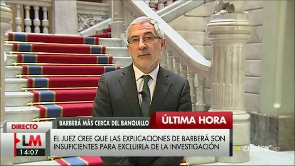 La entrevista de Llamazares, a la carta
