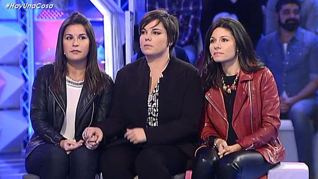 Álex González y Rubén Cortada sorprenden a 'Las Fatemas'