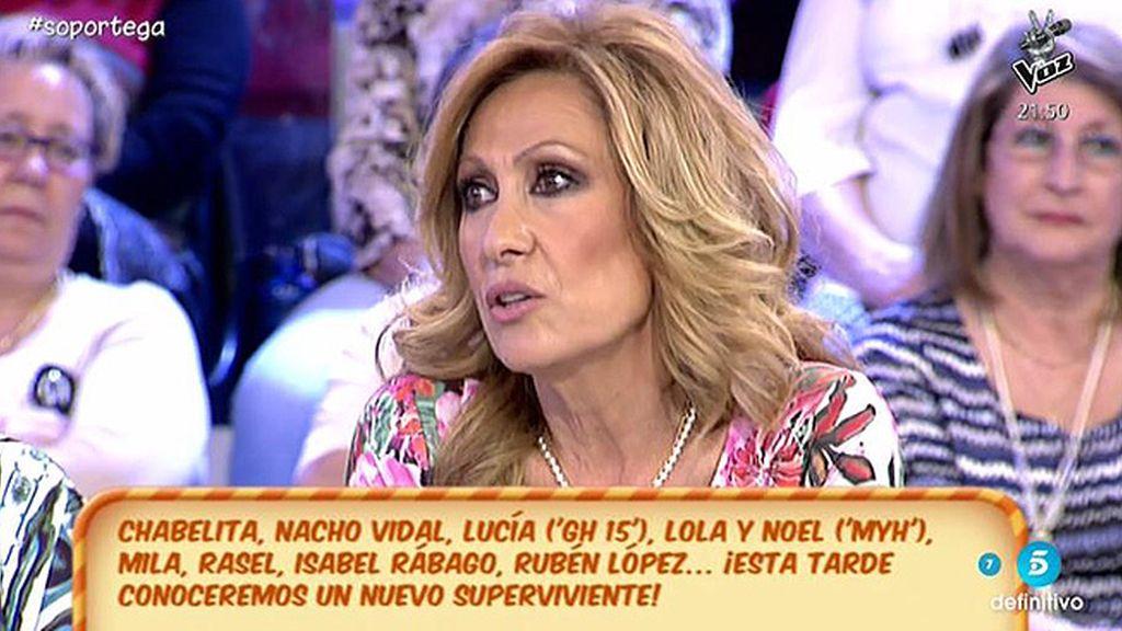 """Rosa Benito: """"El cambio de Jose Fernando está siendo muy positivo"""""""
