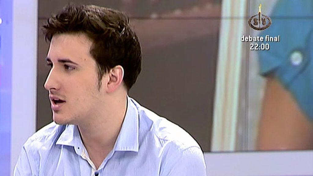 Pep Gómez, un empresario que triunfa los 21 años