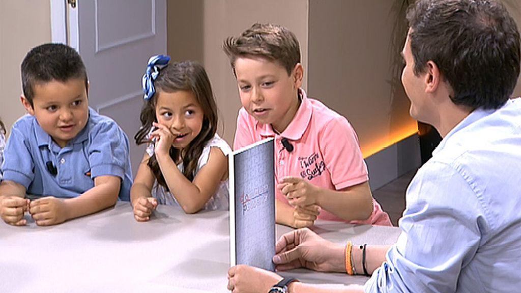 """Jaime, viendo la foto de Albert Rivera y Pedro Sánchez: """"Uno es guapo y otro más o menos"""""""