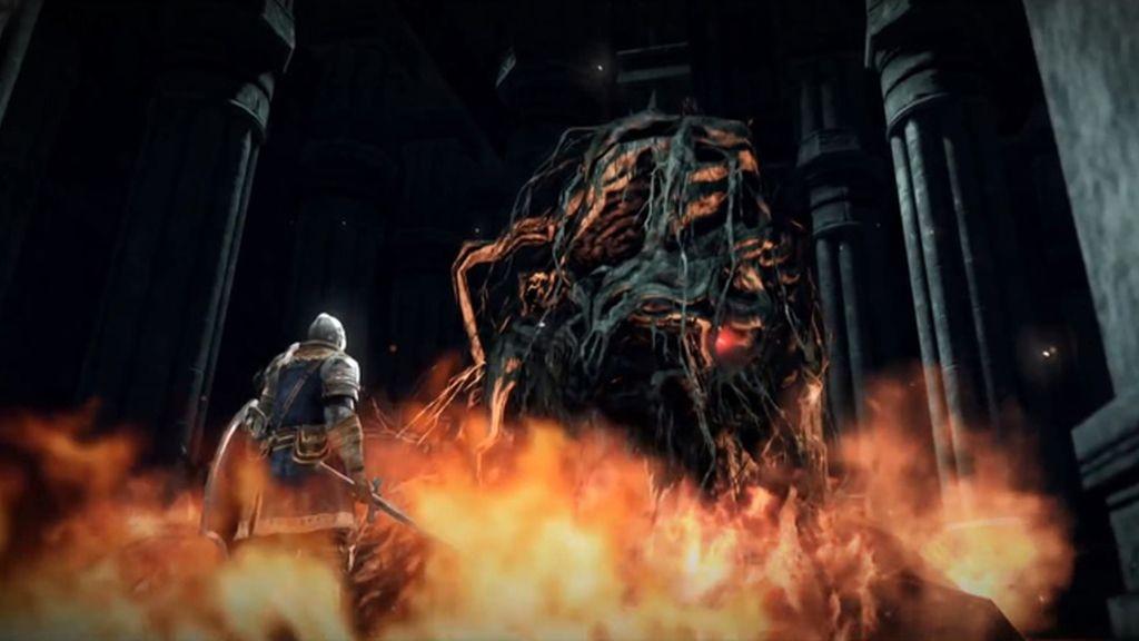 Dark Souls II llega a la nueva generación lleno de novedades y con un final alternativo