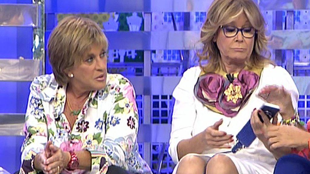 """Mila Ximénez: """"No soporto a Chabelita"""""""