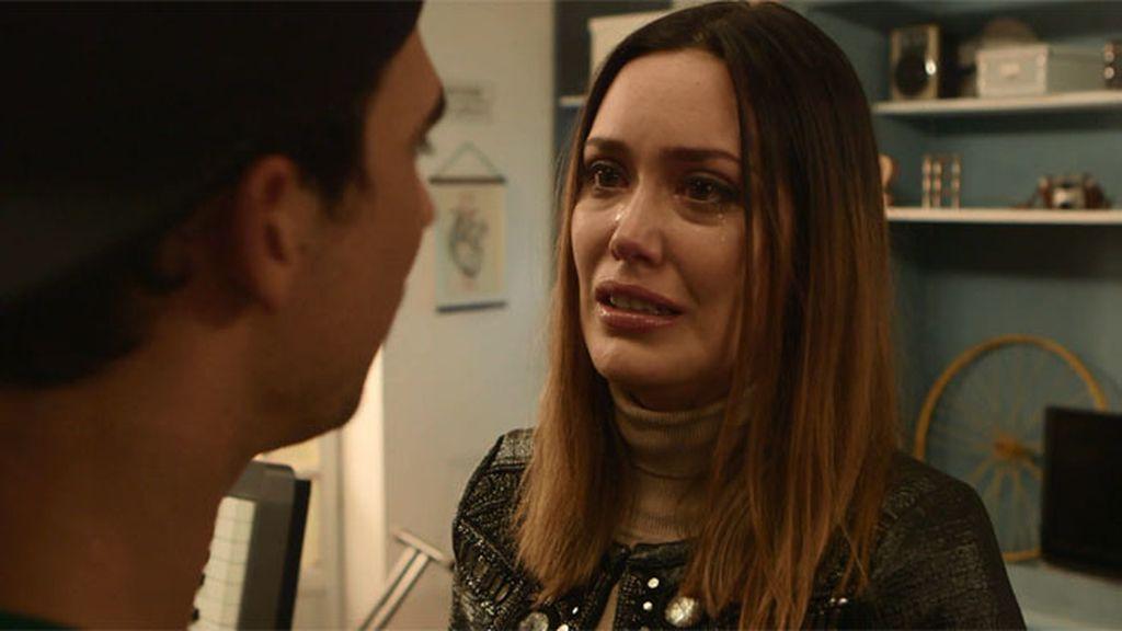 """André: """"Patricia, no estoy enamorado de ti"""""""