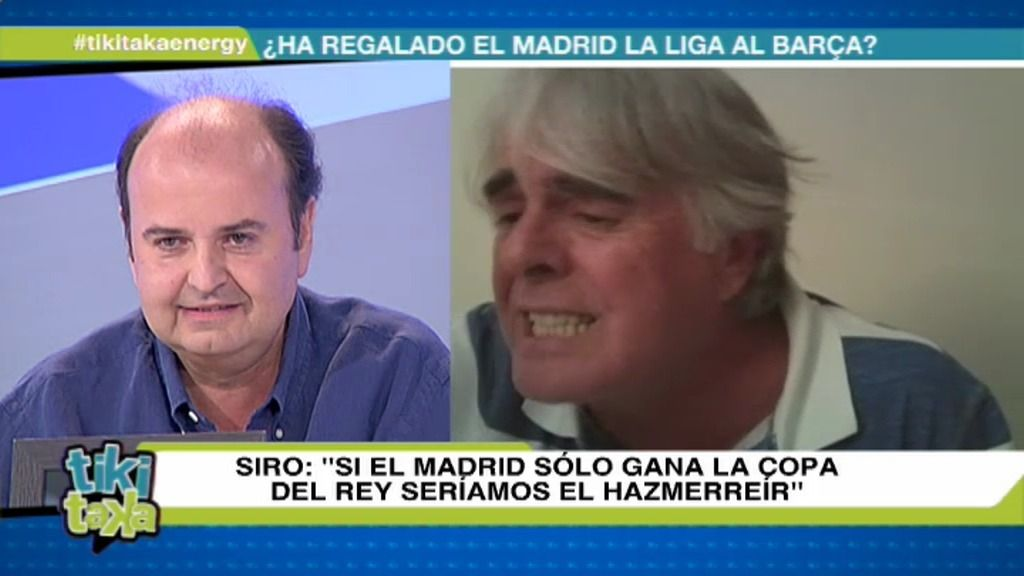 """Siro: """"CR7, sin haber ganado la Champions con el Madrid, ha superado a Di Stéfano"""""""