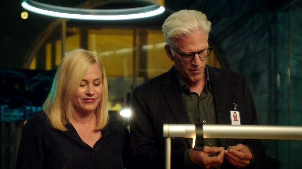 D.B. Russell y Avery Ryan unen sus fuerzas en la nueva temporada de CSI Cyber