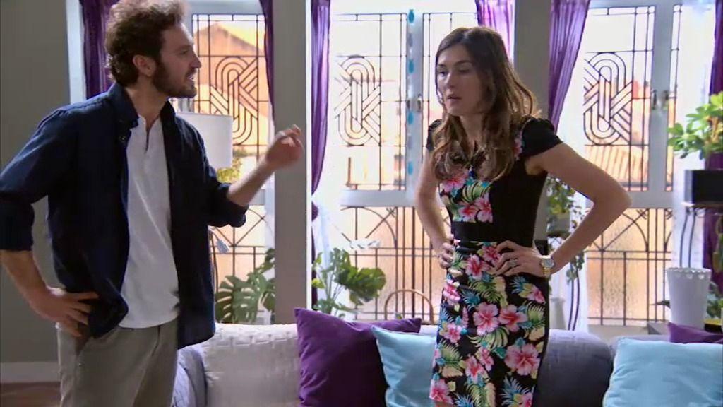 "Natalia, a Sergio: ""No me gusta tu novela"""