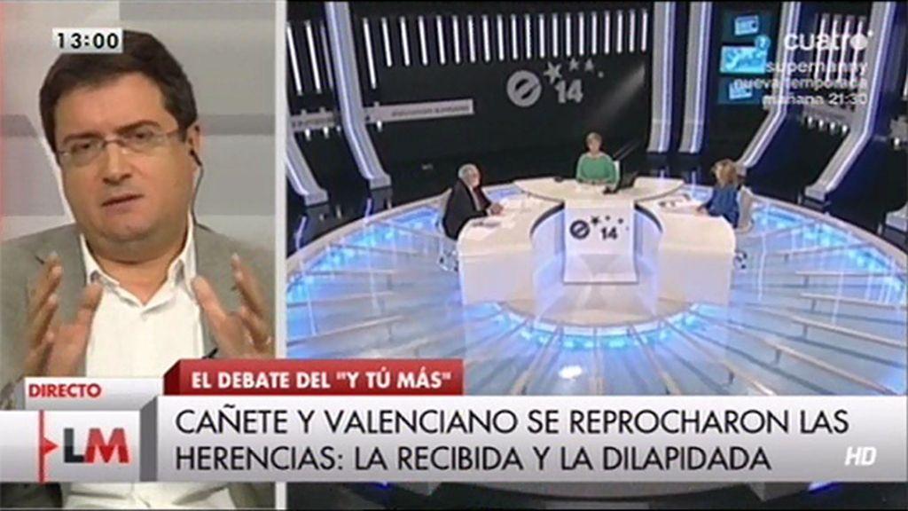 """Óscar López: """"Va a haber un debate entre todas las fuerzas políticas"""""""