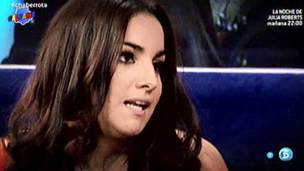 """Estefanía niega estar detrás de la ruptura de Alberto Isla y Chabelita: """"No sabía nada"""""""