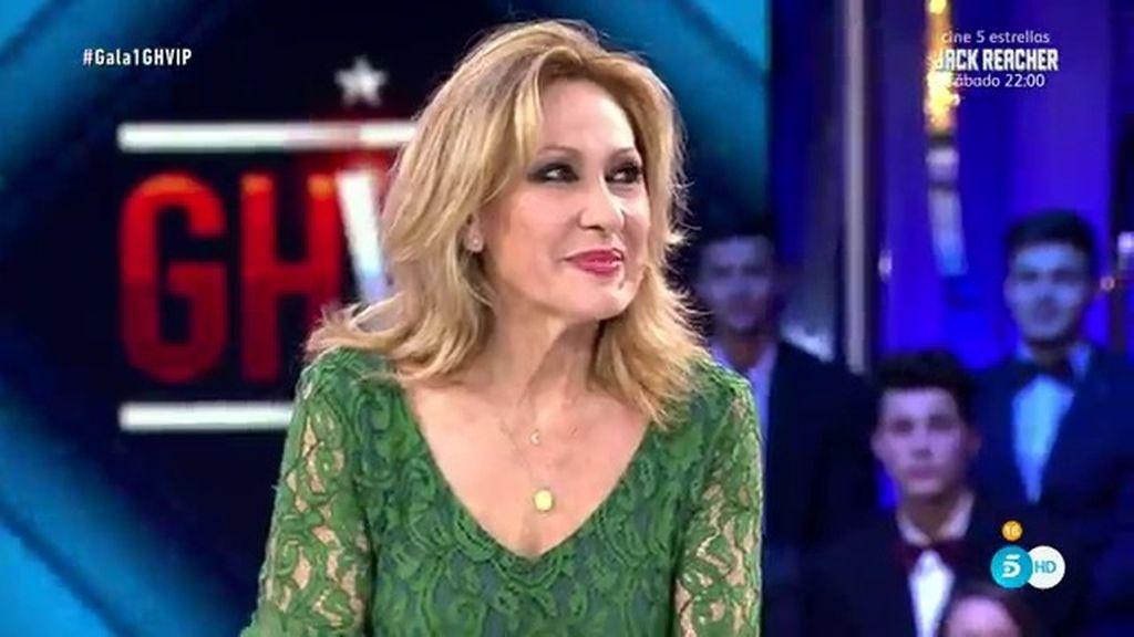 """Rosa Benito: """"La fama es algo bonito pero a veces es algo cansado"""""""