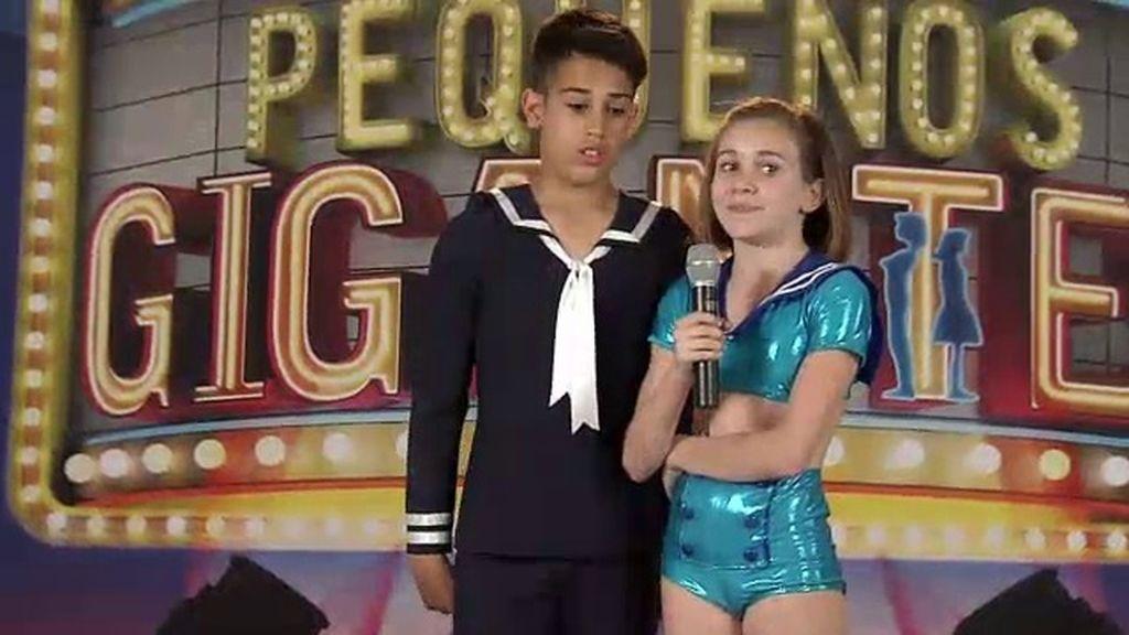 """Silvia, 12 años: """"Quiero que todo el mundo coja ejemplo de mí"""""""