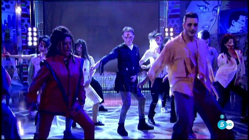Lydia Lozano se despide de '¡Lydia quién baila!' con 'Thriller'