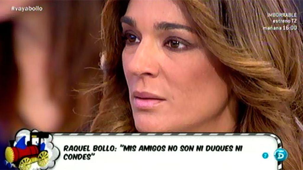"""Raquel Bollo: """"¿Dónde está el padre que defiende a su hijo, ahora que hace falta?"""""""