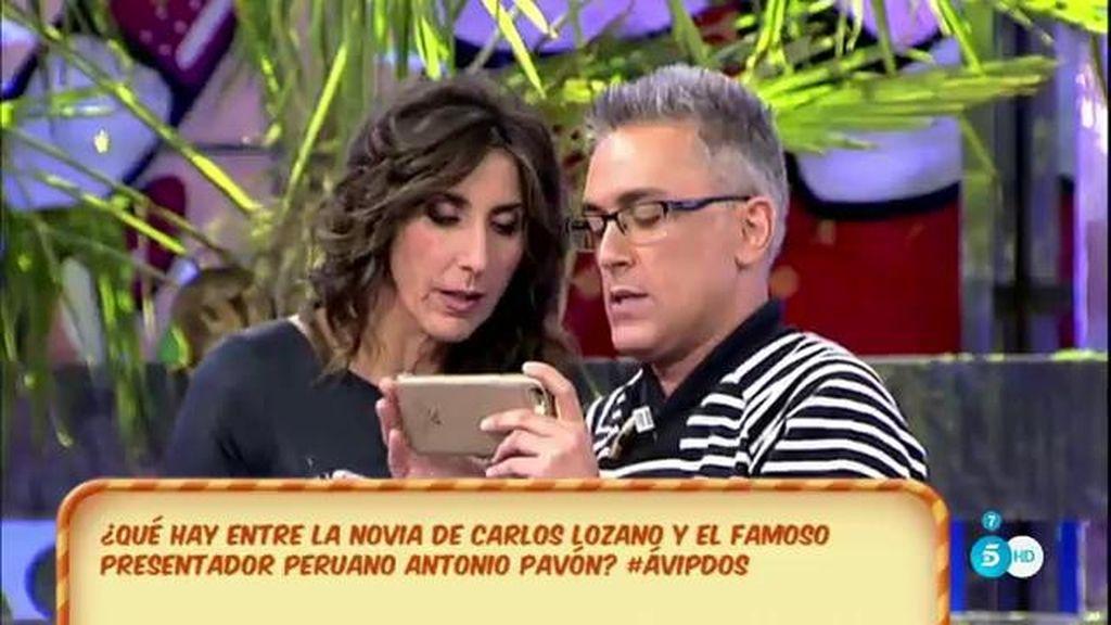 Miriam Saavedra y Antonio Pavón llevan saliendo un mes y medio, según Kiko H.