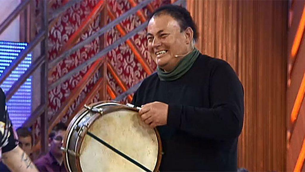 Agapito quiere parecerse a Kiko Matamoros