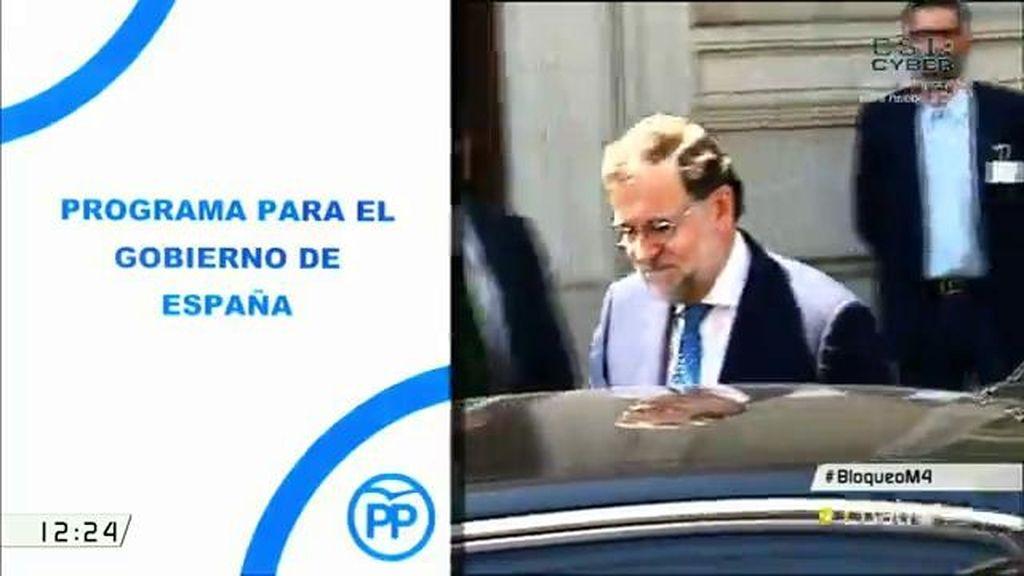 El programa de Gobierno del Rajoy