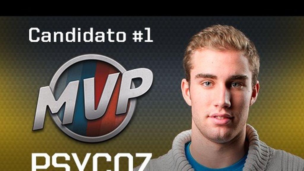 Psycoz para MVP (Jornada 8)