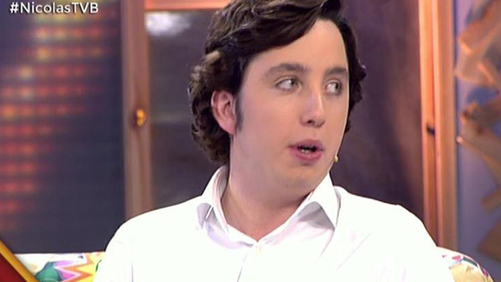 """Francisco Nicolás: """"Pocas novias me soportan, soy demasiado atractivo"""""""