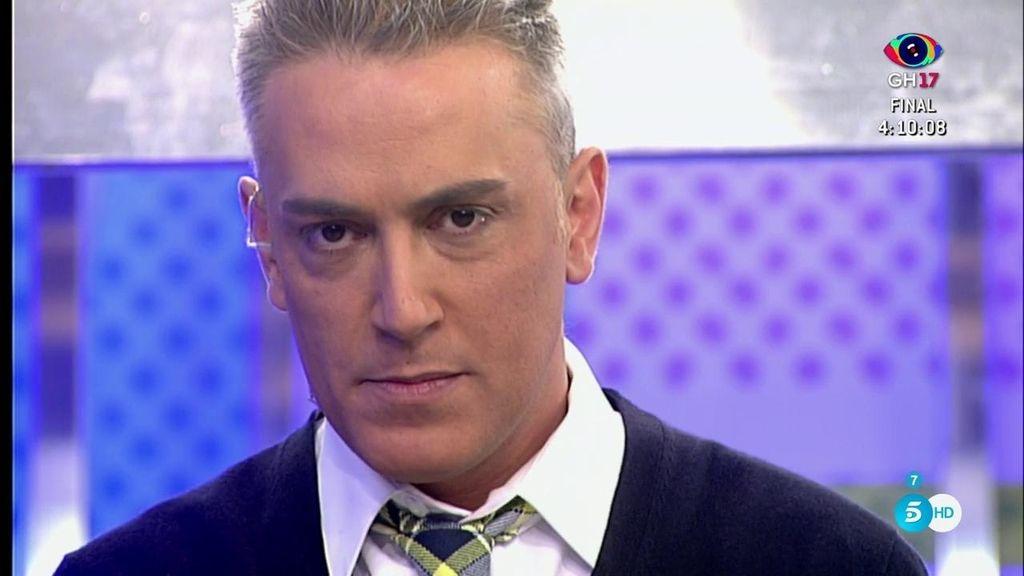 Toño Sanchís ha fichado como colaborador de 'Ana Rosa'