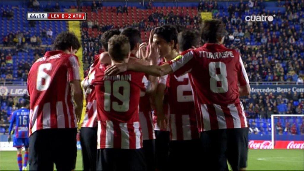 El Athletic jugará la previa ante el Nápoles para volver a la Champions League