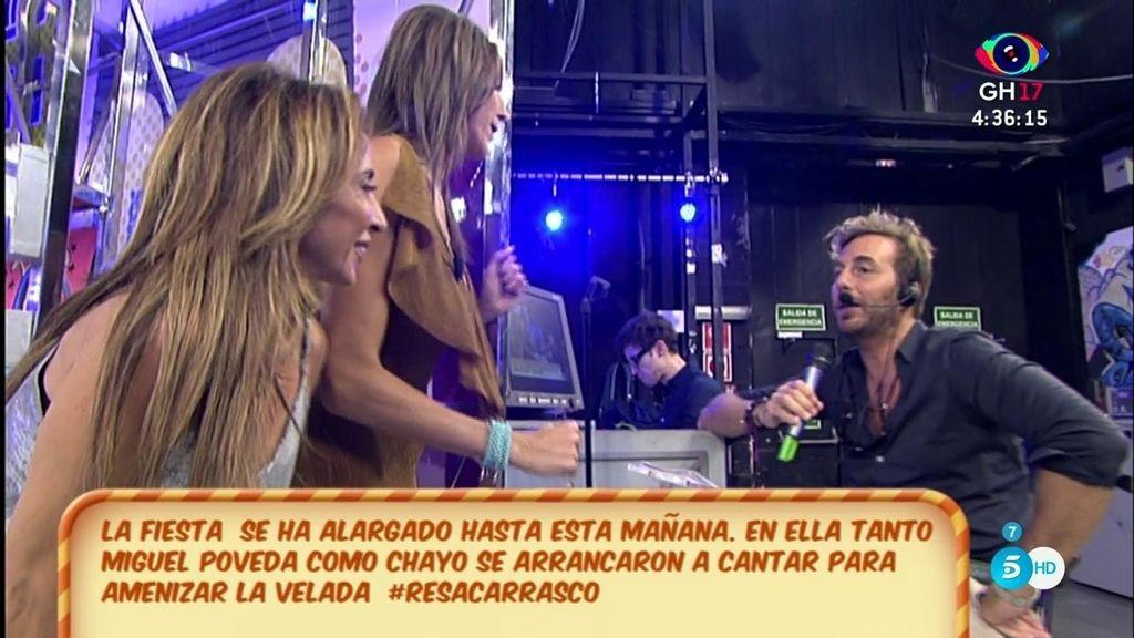 Raúl Prieto confirma que Terelu tonteó con alguien en la boda de Rocío Carrasco y Fidel